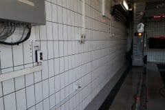 Waschhallenreinigung in Essen - Nachher-Fotos