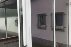 Waschhallenreinigung BMW Autohaus - Nachher