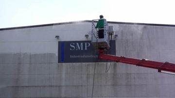 Glasreinigung / Fassadenreinigung